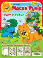 Macko Pusík č. 06/2017