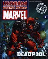 Marvel kolekcia figúrok č. 6 - Deadpool