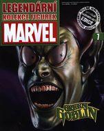 Marvel kolekcia figúrok č. 7 - Green Goblin