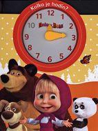 Máša a medveď: Koľko je hodín?