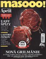 Masooo! - Nová grilmánie-speciál časopisu Apetit