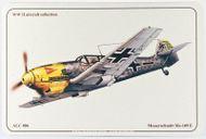 Messerschmitt Me-109 E - ALUMCARD