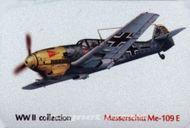 Kovová magnetka - Motív Messerschmitt Me-109 E