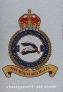 Kovová magnetka - 312. československá stíhací peruť RAF