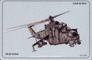 Mil Mi-24 Hind - ALUMCARD