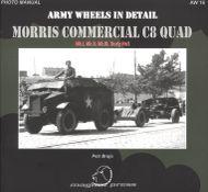 Army Wheels 16 - Morris Commercial C8 Quad