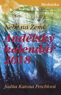 Nebe na Zemi: Andělský kalendář 2018