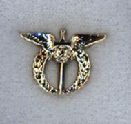 Odznak CZAF pilotní klopový