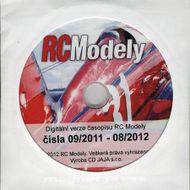 CD rom - RC modely č. 09/2011 - 08/2012
