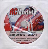 CD rom - RC modely č. 09/2010 - 08/2011
