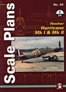 Scale Plans No. 55: Hawker Hurricane Mk I & Mk II