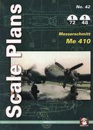 Scale Plans - Messerschmitt Me 410