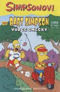 Simpsonovi - Bart Simpson 4/2016: Vůdce smečky