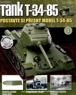 Tank T-34-85 č.3
