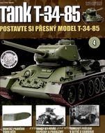 Tank T-34-85 č.4