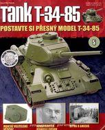 Tank T-34-85 č.5