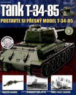 Tank T-34-85 č.6