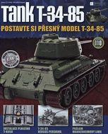 Tank T-34-85 č.110