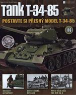 Tank T-34-85 č.116