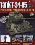 Tank T-34-85 č.117