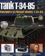 Tank T-34-85 č.46