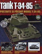 Tank T-34-85 č.105