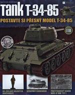 Tank T-34-85 č.118