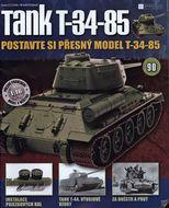 Tank T-34-85 č.90