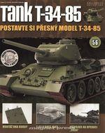 Tank T-34-85 č.56