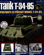 Tank T-34-85 č.30