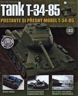 Tank T-34-85 č.103
