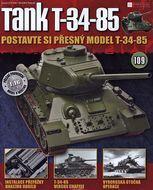 Tank T-34-85 č.109