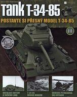 Tank T-34-85 č.111
