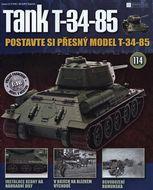 Tank T-34-85 č.114
