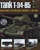 Tank T-34-85 č.84