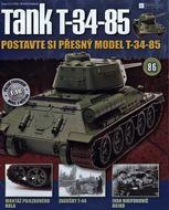 Tank T-34-85 č.86