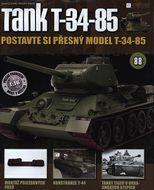 Tank T-34-85 č.88