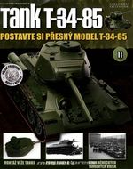 Tank T-34-85 č.11