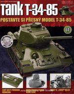 Tank T-34-85 č.17