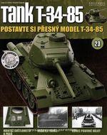 Tank T-34-85 č.23