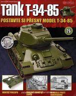 Tank T-34-85 č.25