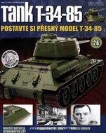 Tank T-34-85 č.26