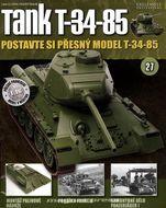 Tank T-34-85 č.27