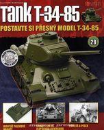 Tank T-34-85 č.29