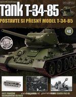 Tank T-34-85 č.40