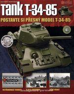 Tank T-34-85 č.41