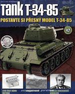 Tank T-34-85 č.42
