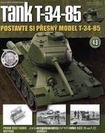 Tank T-34-85 č.43
