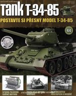 Tank T-34-85 č.44