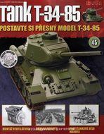 Tank T-34-85 č.45